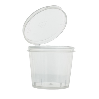 Vaso 25ml PP  (Set di 5)