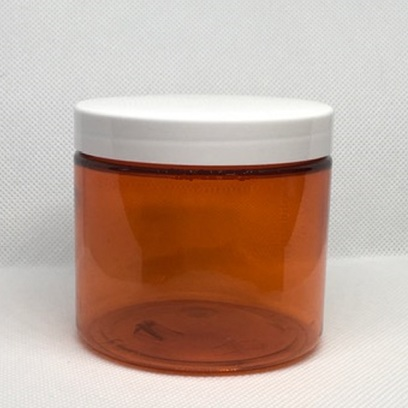 Vaso 200ml PET Riciclato (Arancio)